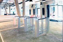 Project-designed turnstile