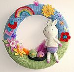 Crochet Wreath Patterns / Crochet Wreath Patterns