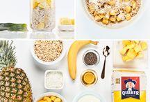 • food • (overnight oats)