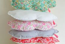 cushions / by polka-dot Jung