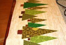 Table Runners to make.