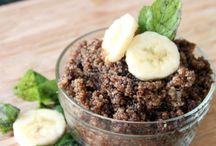 healthy recipes / by Amy Loberg