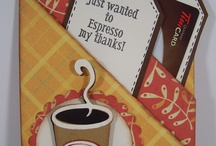 Cards - Coffee/Thank you