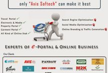 Axis Softech Travel Portal