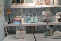 laundry room / by Rachel