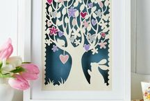 Paper cuts / by Alice In Weddingland