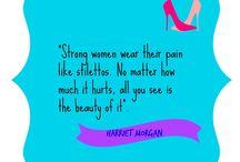 stilettos quotes