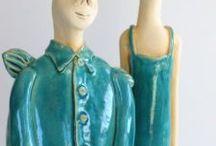 Moja ceramika. / Pracownia ceramiki Niebieskie Migdały.