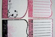 Scrapbook - Journal spots