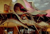 Gehry: MODERNIST MASTER / by North Carolina Modernist Houses