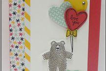 Card Ideas / by Jade Charles