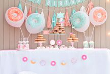 Min fødselsdags fest