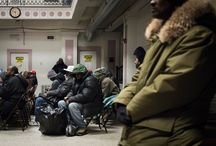 Homeless/NLEC in the News / Read articles about the homeless shelters and people in St. Louis.
