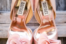 {Wedding shoes}*