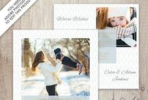 Photography Holiday Cards