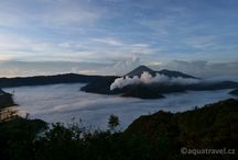 Bromo vulcano, Jawa / Fotky sopečného komplexu Bromo-Tengger-Semeru