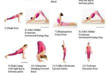 Yoga / Yogaøvelser - starten på ny praksis etter langt avbrekk.