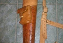 Leather- archery
