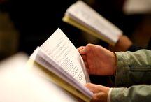 Church musicians / Music in church
