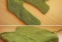 Lavori a maglia e uncinetto