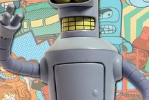 Futurama / When slacker pizza delivery guy Fry is accidentally cryogenically frozen for a thousand years, he wakes up in a world vastly different than the one he remembers – and loves every minute of it! The hilarious adventures of Fry and his friends, Bender the robot and Leela the mutant space captain, can be seen every night on CARTOON NETWORK.