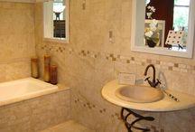 Bathroom Ideas / For our new bathroom / by Donna Hill