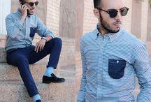 check shirt / Menwear | Mensstyle | Mensfashion