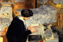art- impressionist,  modern, Japanese woodblock