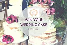 GIVEAWAY - Win Your Perfect Wedding Cake