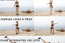 Butt exercisen