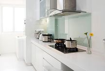 About Solid Surface / Images and links to articles about solid surface features and benefits