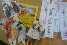 The Little Red hen / The Little Red Hen / by Erin Truesdale