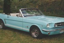 Ford Mustang convertible  1966 1967