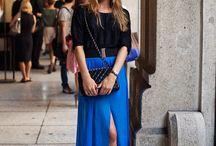 Streetstyle - Blue
