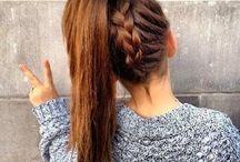 trecce capelli