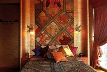 Bedroom Inspiration / I'm redecorating next year so gathering ideas