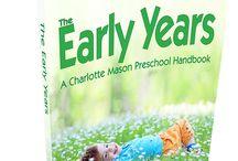 Charlotte Mason Preschool Resources