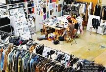 fashion workspaces / by Inspirnation