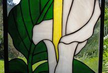 malovaní na sklo