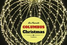 Christmas in Columbus / Christmas and holiday events in Columbus, Ohio.