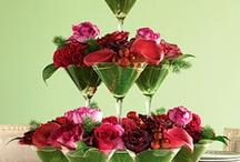 Blomsterdekorasjoner
