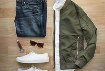 spring outfits men street style