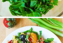 Vegetable side dishes & salads