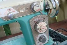 Turquoise Typewriters & Sewing Machines & Accessories