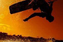kite surfing awesomeness