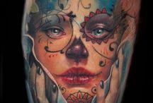 Tattoos / by Kiki Baxter