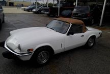 Used 1976 Triumph Spitfire for Sale ($6,499) at Temper Pines, FL /  Make:  Triumph, Model:  Spitfire, Year:  1976, Vehicle Condition: Good, Mileage:74,000 mi.   Contact; 954-394-2258   Car Id (56702)