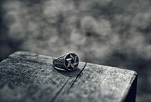 Star of David Silver Ring Exclusive