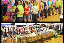 Rhea Lana's Gives Back / Our donations go above and beyond to help those in need.