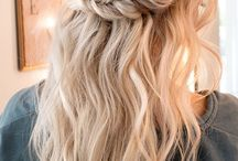 wedding hair for guests